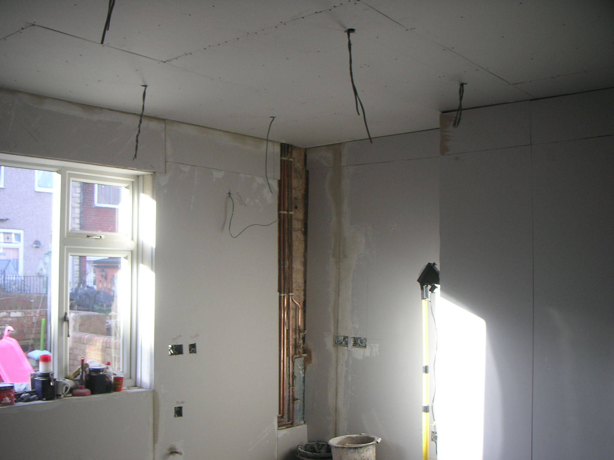 Plastering – Dry – lining and skimming banner 5
