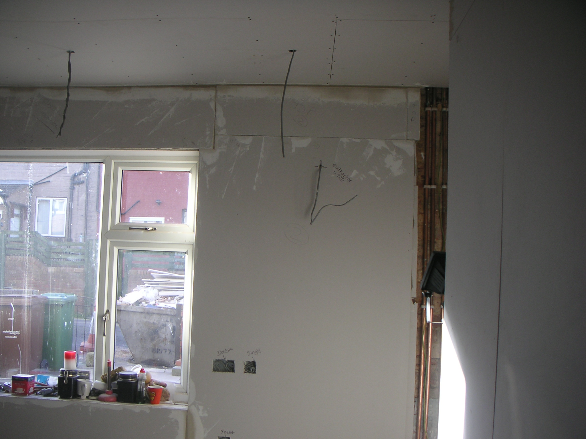 Plastering – Dry – lining and skimming banner 11