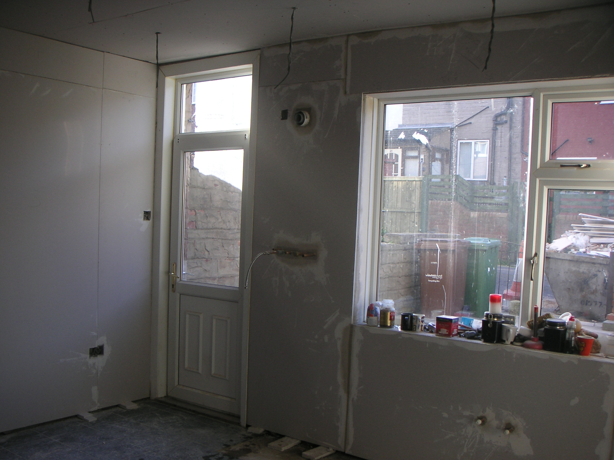 Plastering – Dry – lining and skimming banner 14