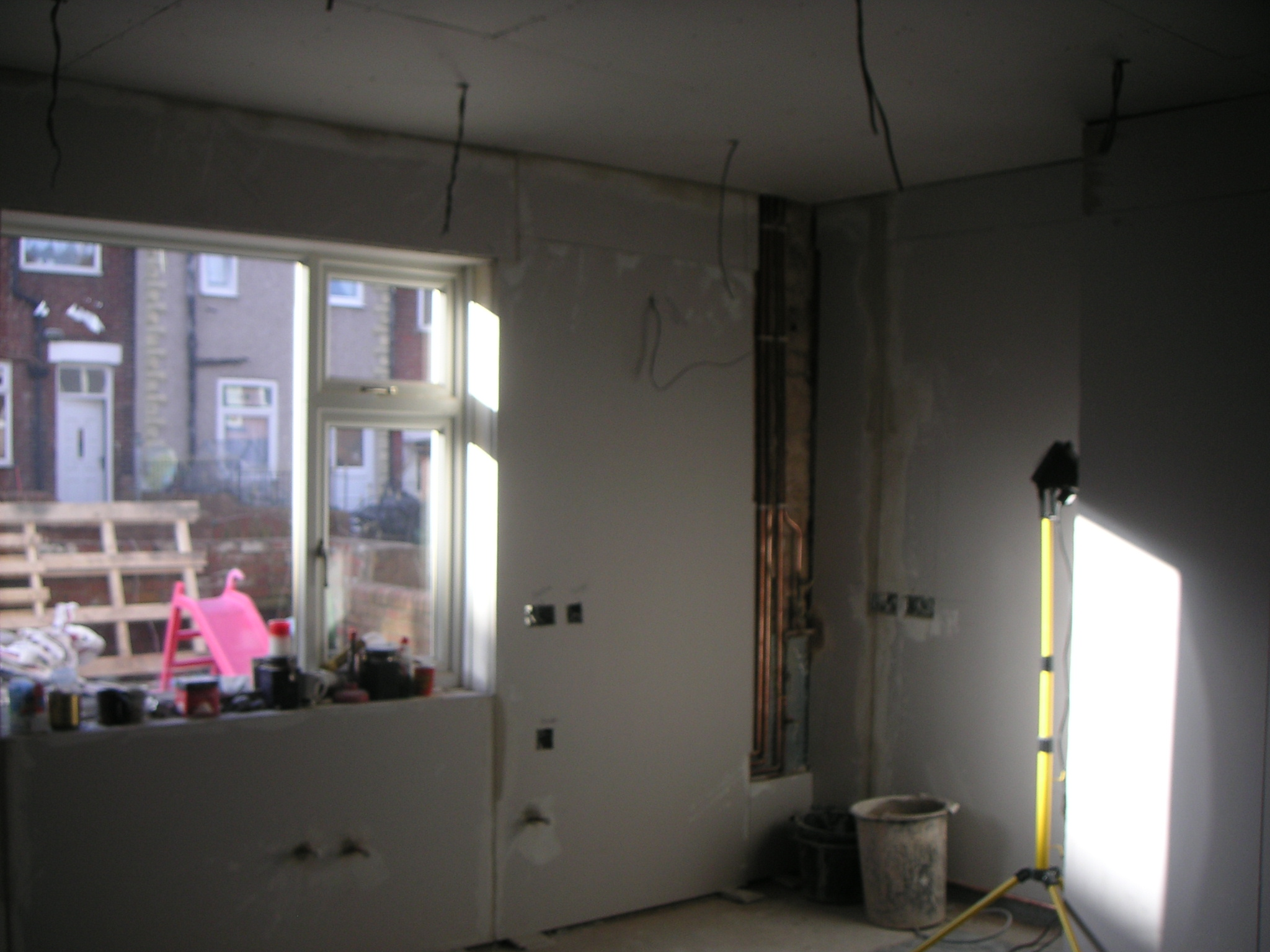 Plastering – Dry – lining and skimming banner 18