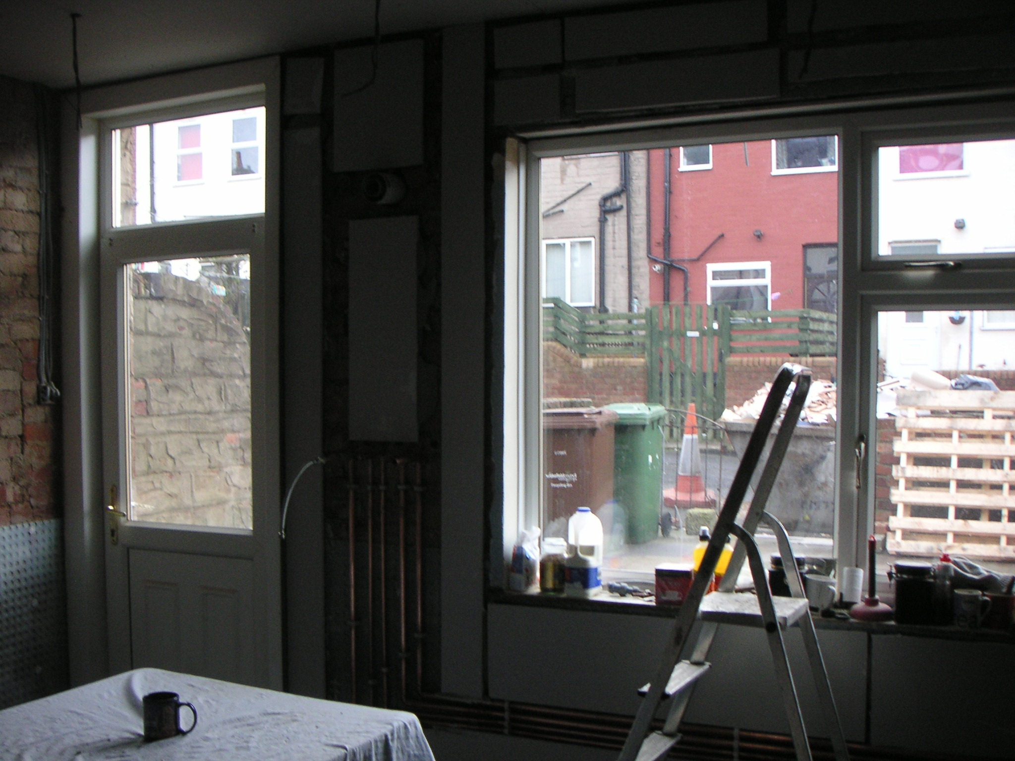 Plastering – Dry – lining and skimming banner 20