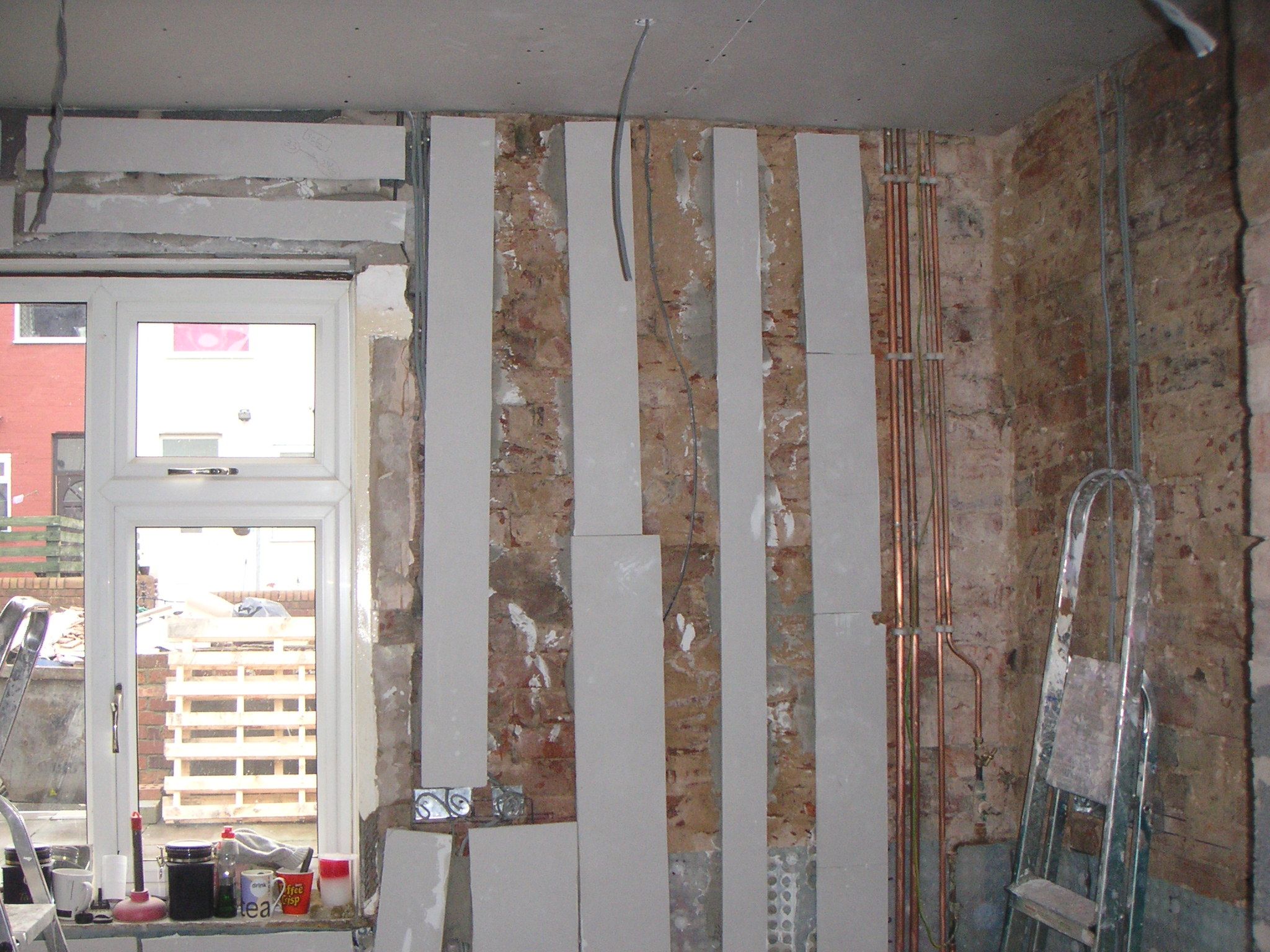 Plastering – Dry – lining and skimming banner 21