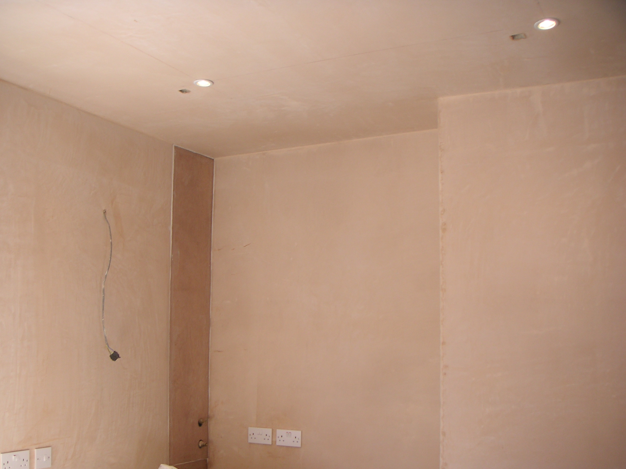 Plastering – Dry – lining and skimming banner 31
