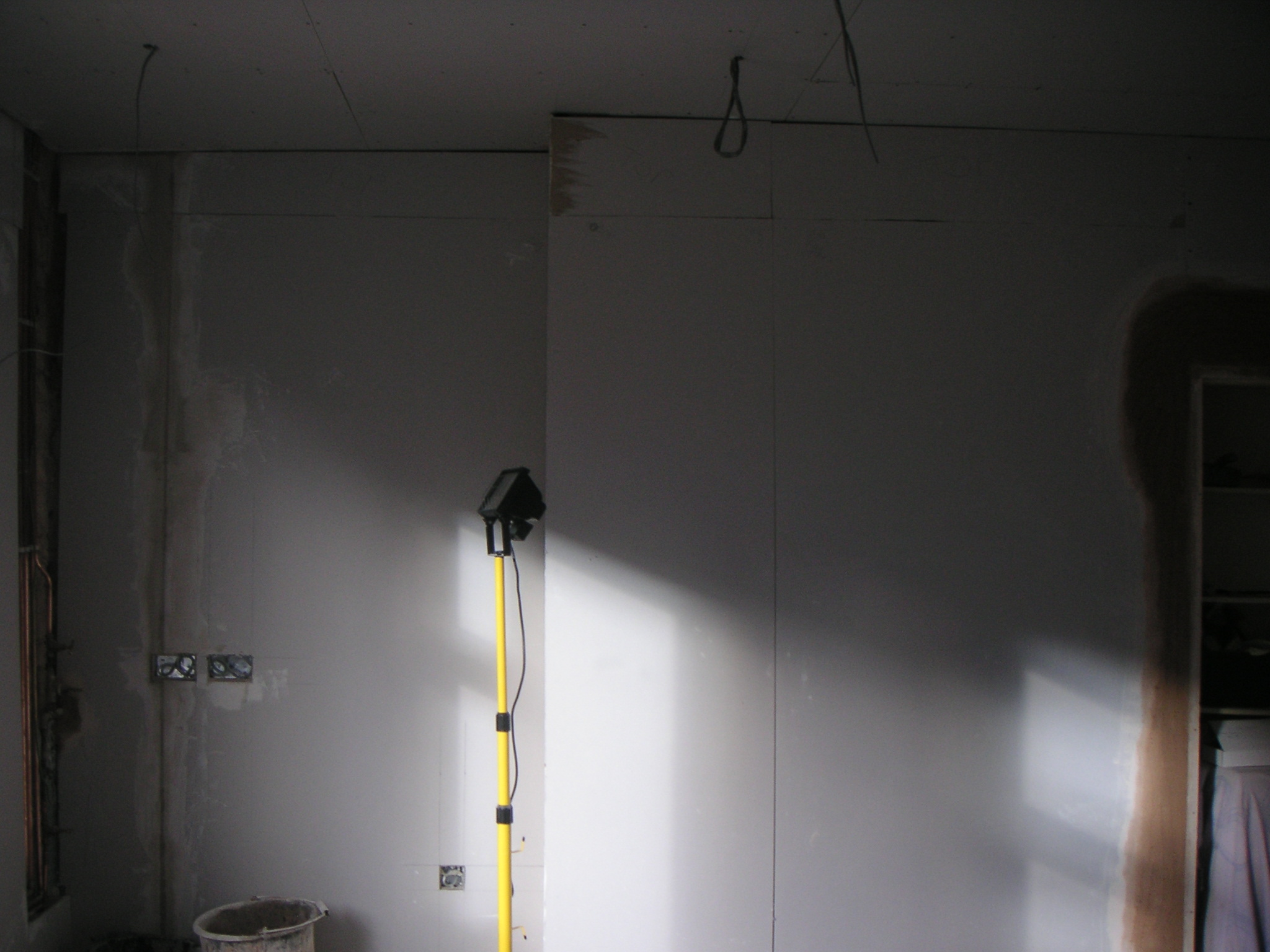 Plastering – Dry – lining and skimming banner 23
