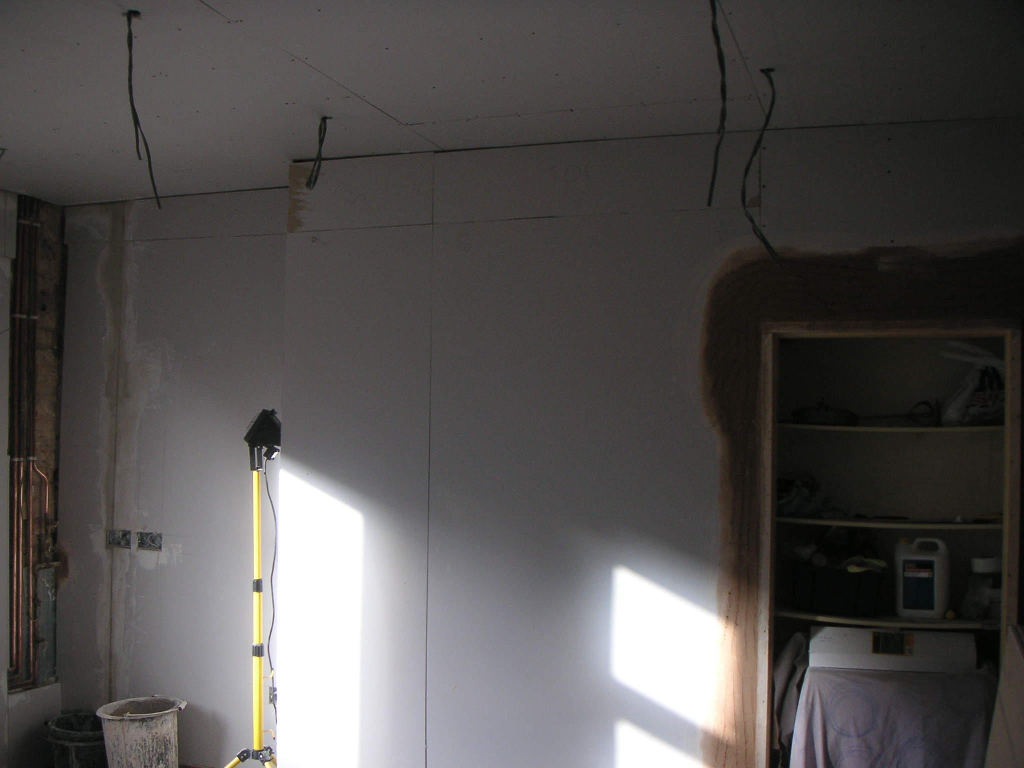 Plastering – Dry – lining and skimming banner 24
