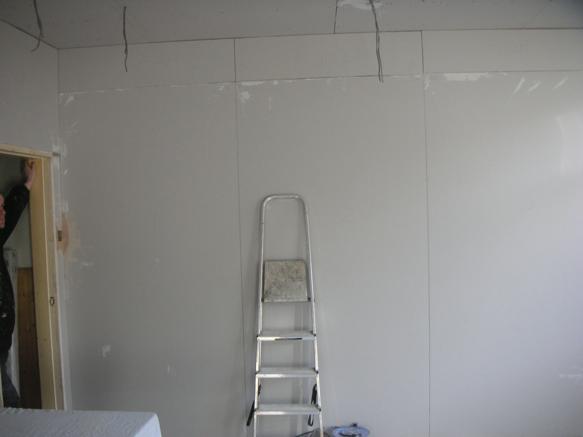 Plastering – Dry – lining and skimming banner 25