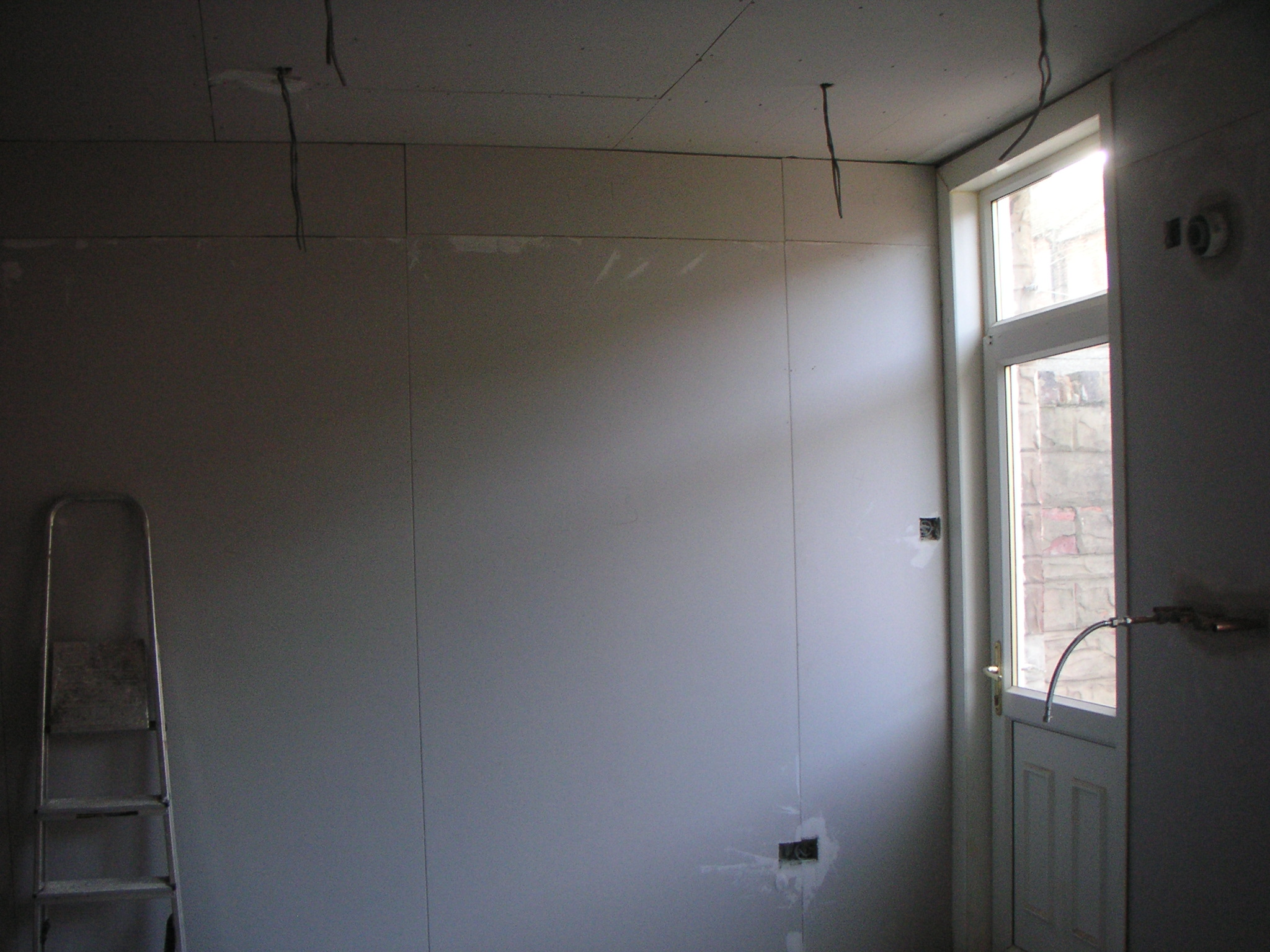 Plastering – Dry – lining and skimming banner 26