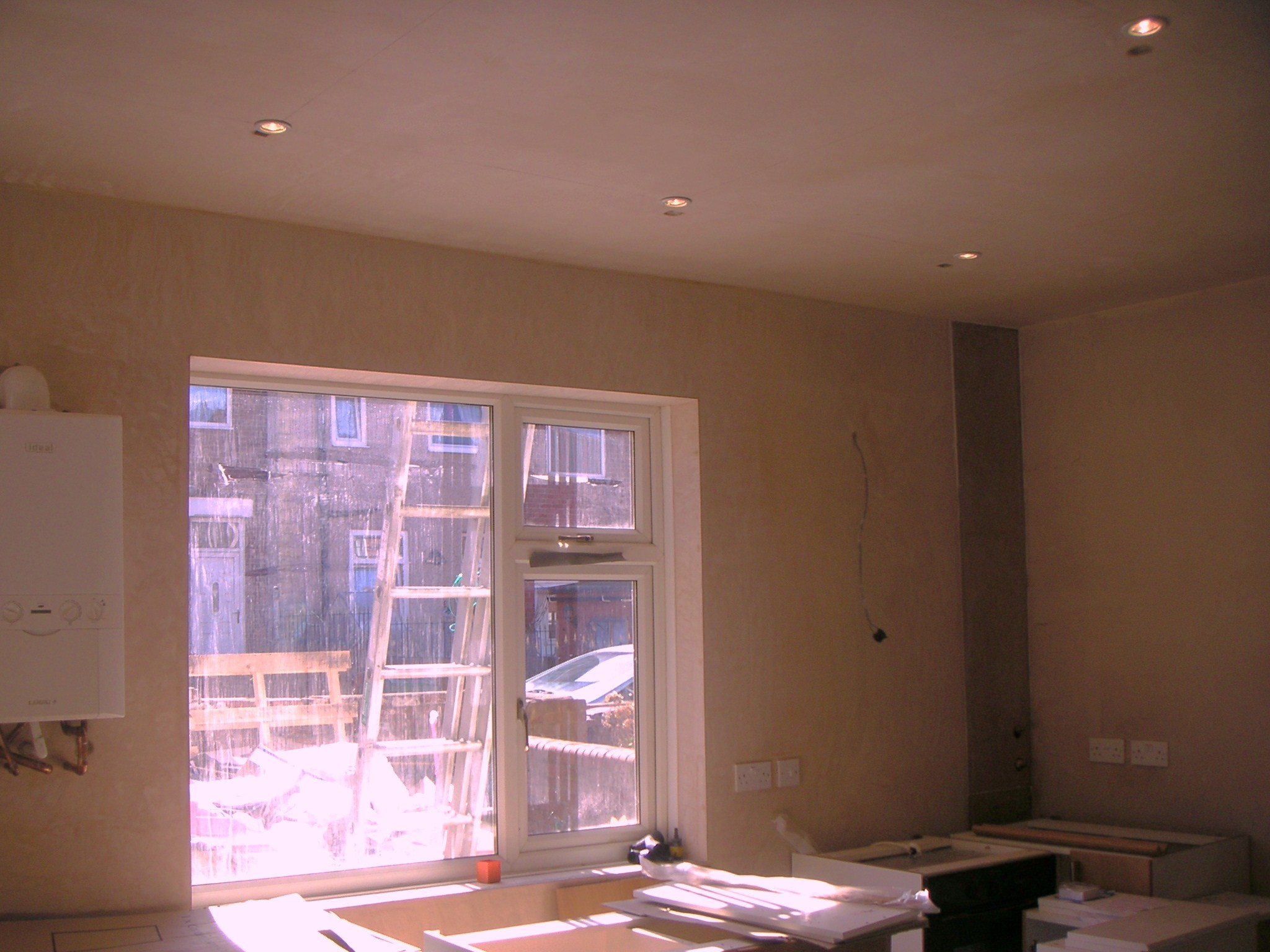 Plastering – Dry – lining and skimming banner 34