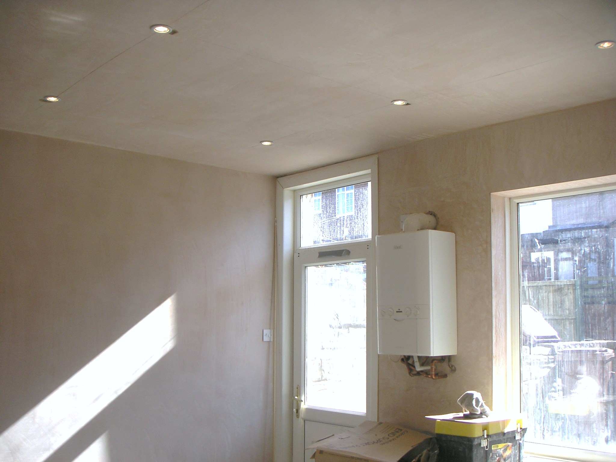 Plastering – Dry – lining and skimming banner 35