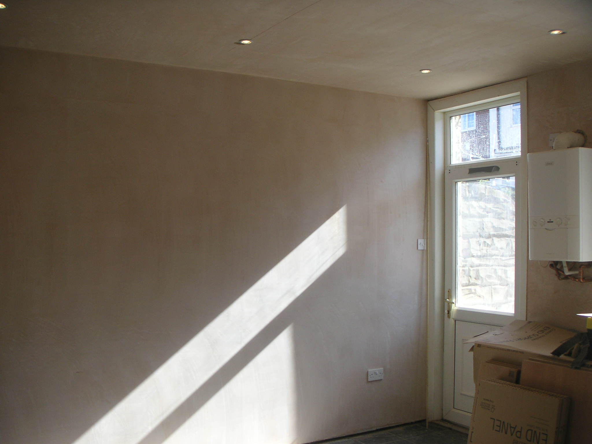 Plastering – Dry – lining and skimming banner 37