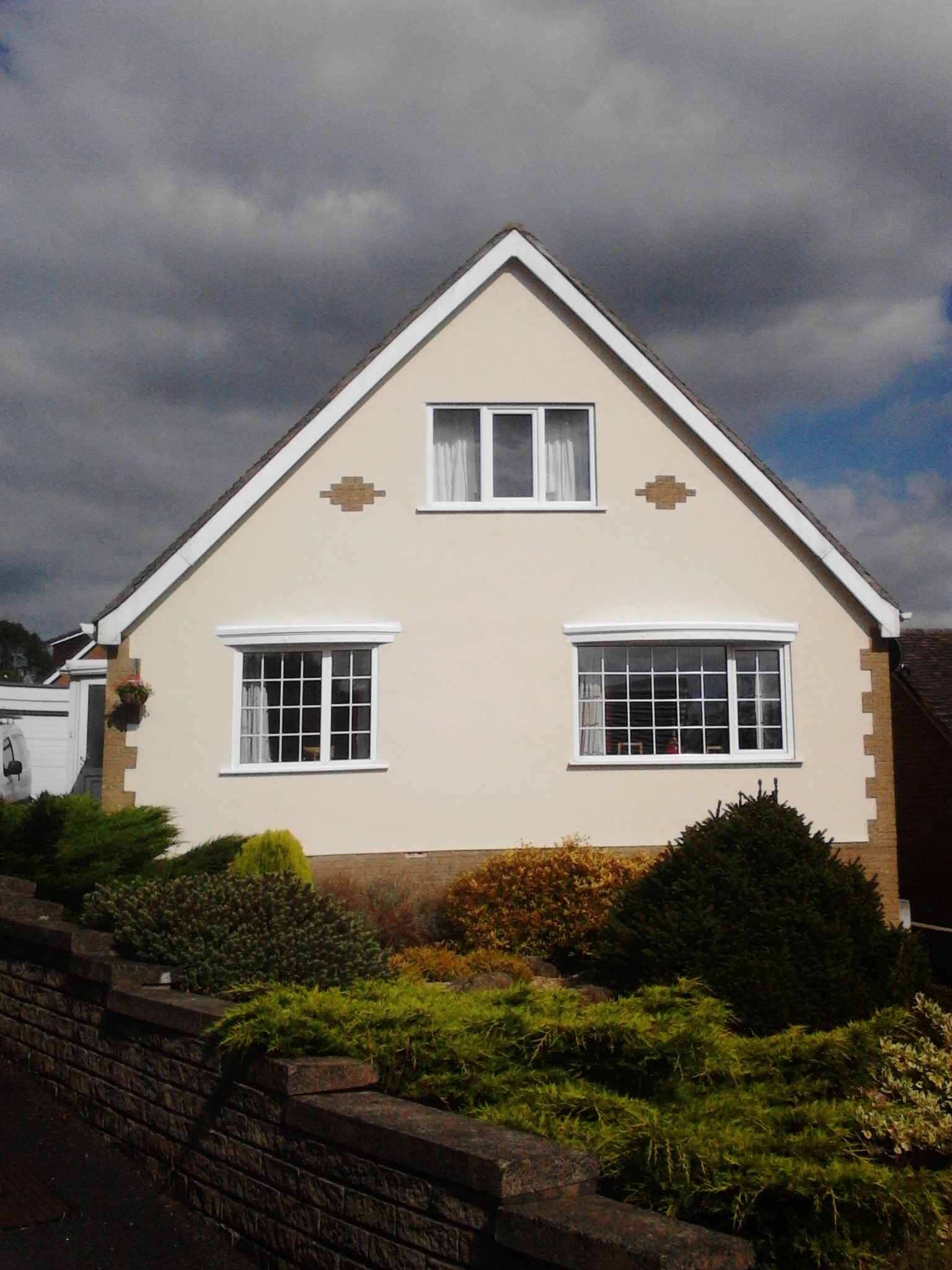 Rendering – K Rend Silicone finish (Lilac) banner 25