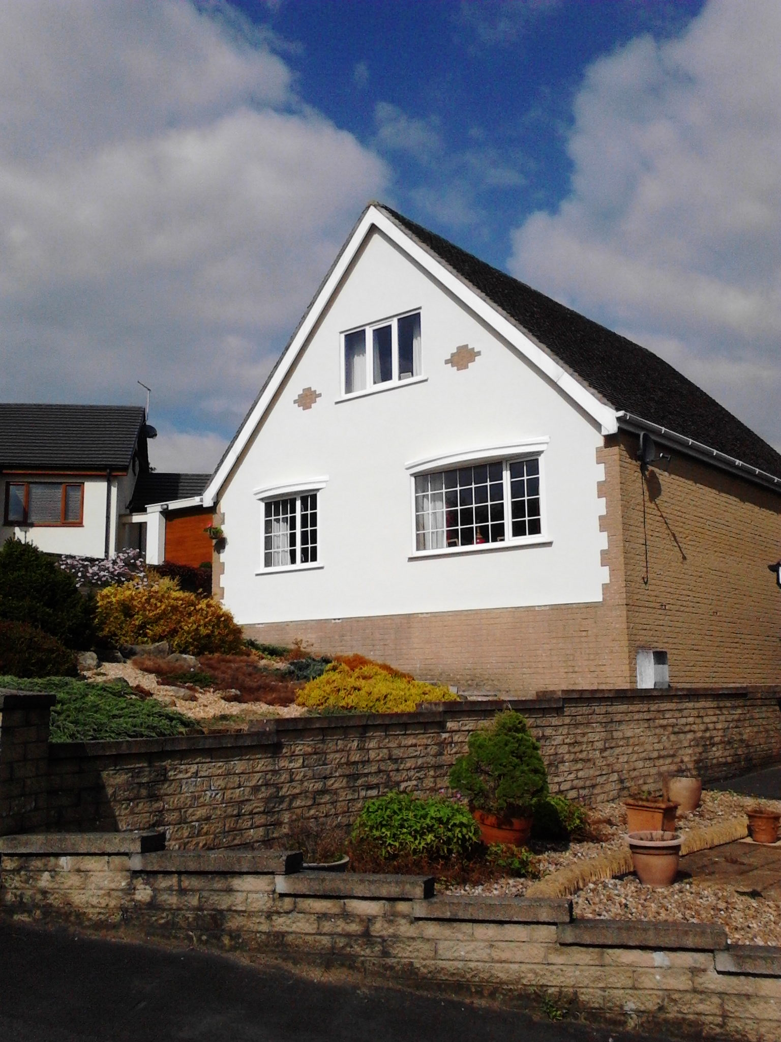 Rendering – K Rend Silicone finish (Lilac) banner 28