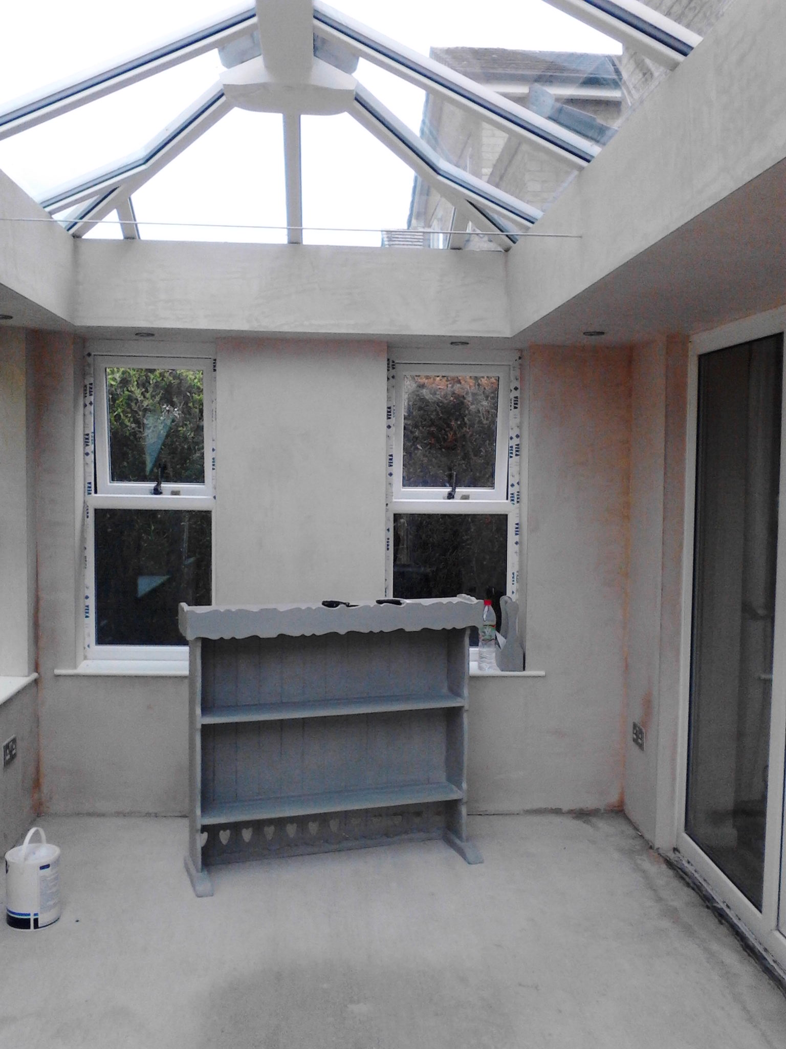 Plastering – Conservatory banner 7