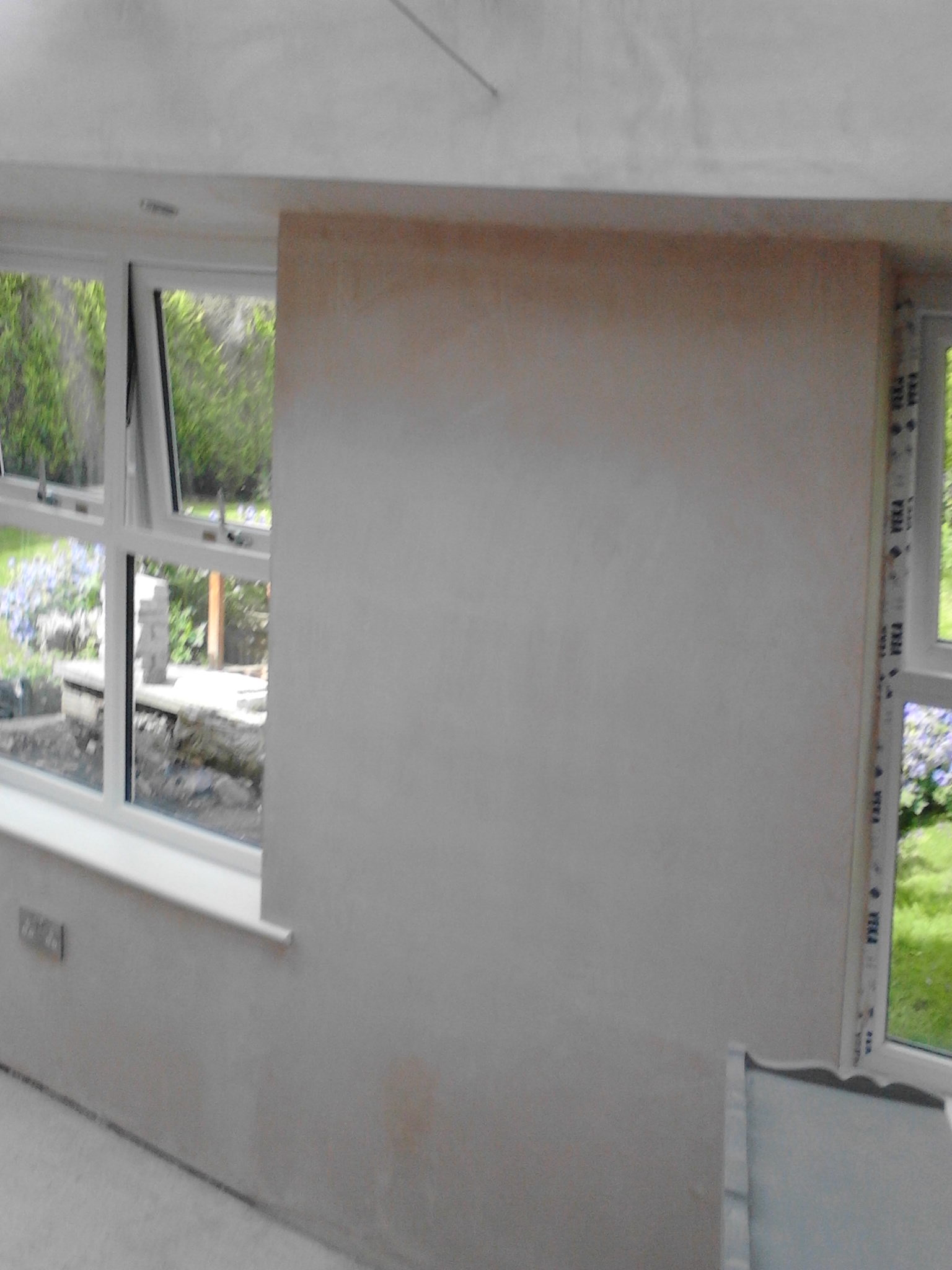 Plastering – Conservatory banner 15