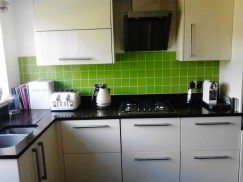 Tiling – Kitchen