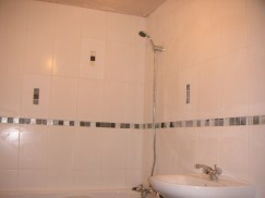 Tiling – Bathroom