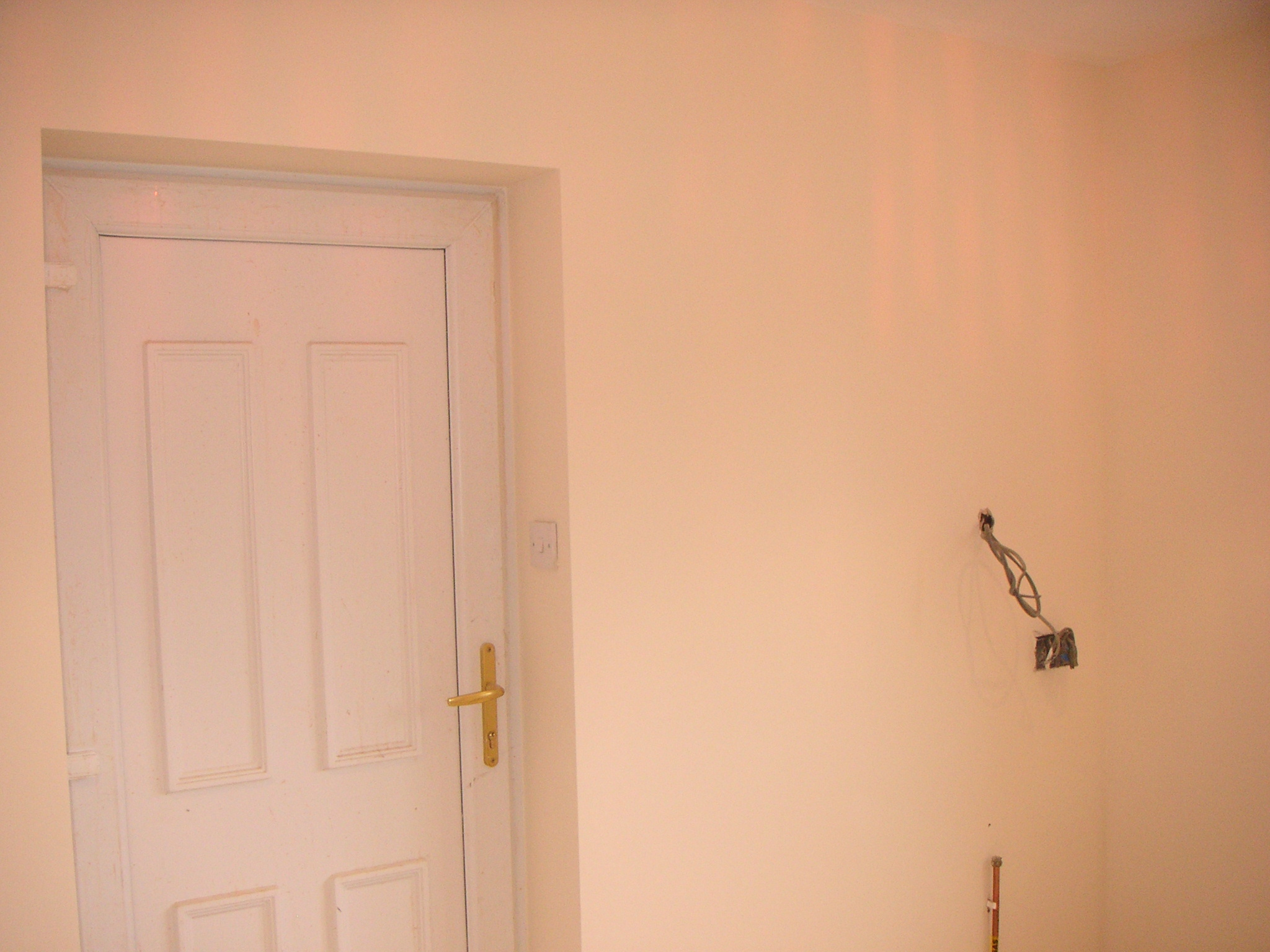 Plastering – Painted finish banner 5
