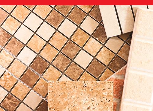 tiling block