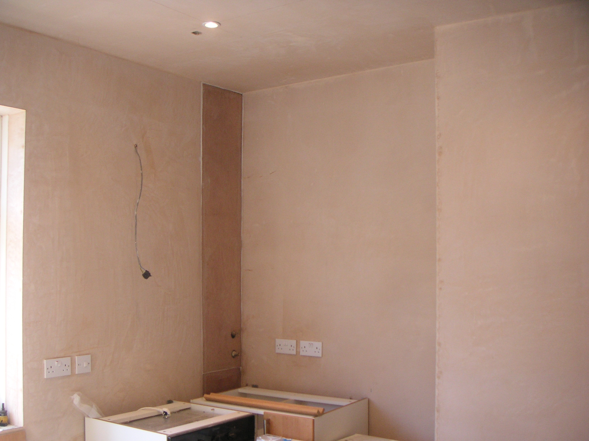 Plastering – Dry – lining and skimming banner 32