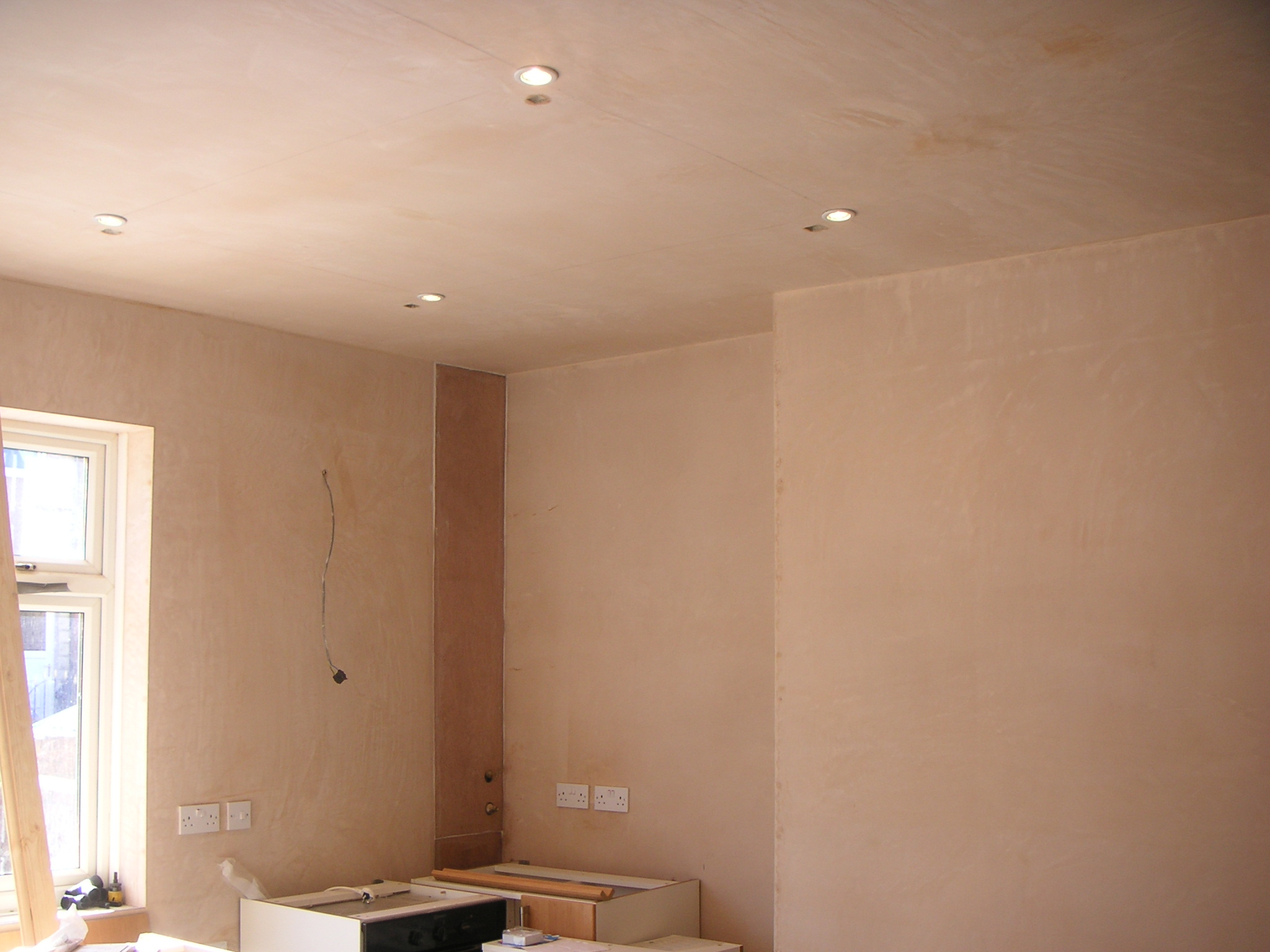 Plastering – Dry – lining and skimming banner 33