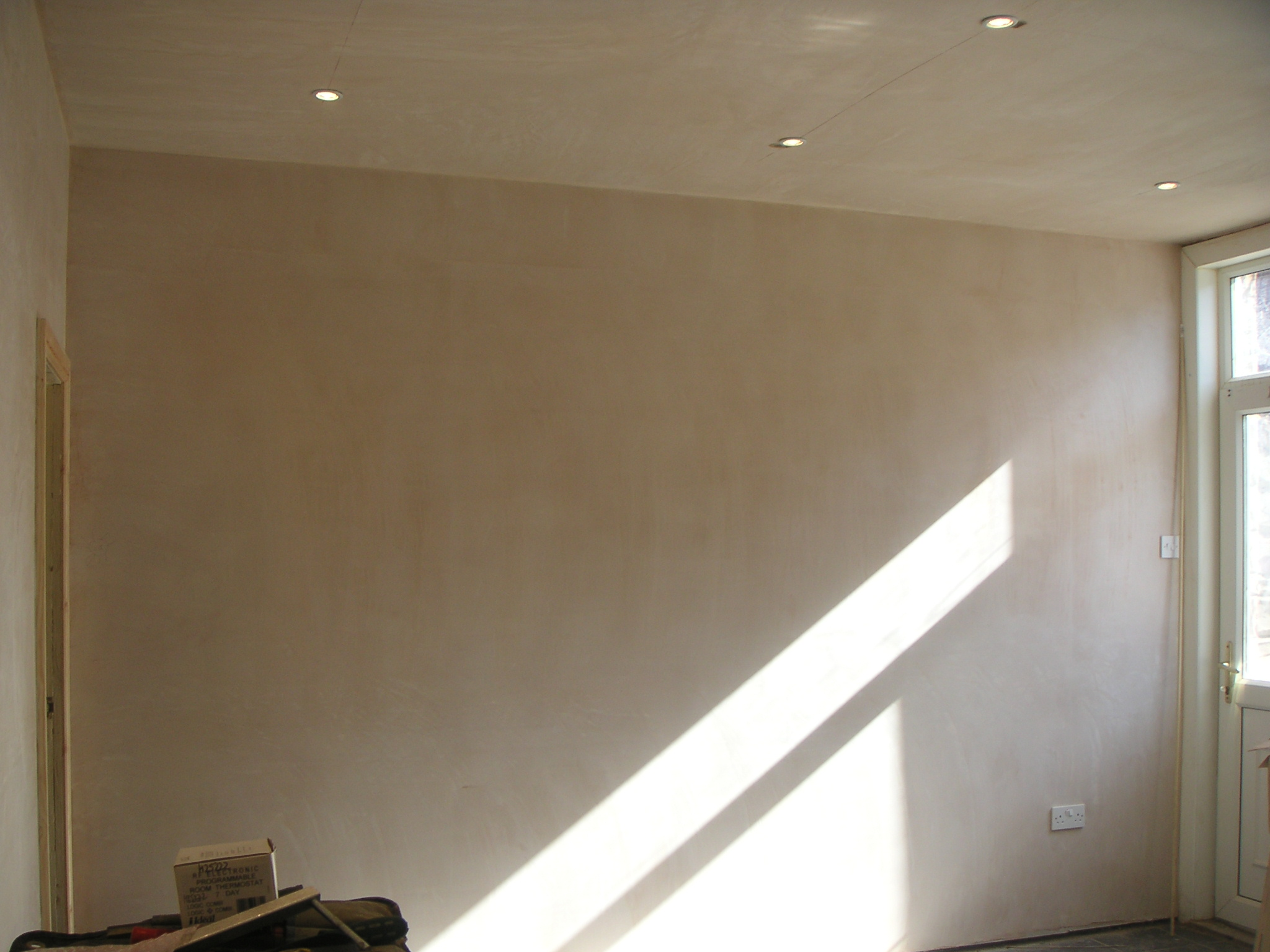 Plastering – Dry – lining and skimming banner 38