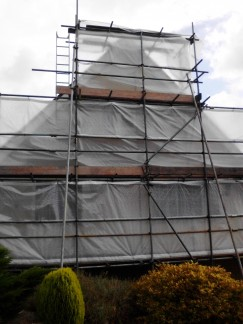 Rendering – K Rend Silicone finish (Lilac)