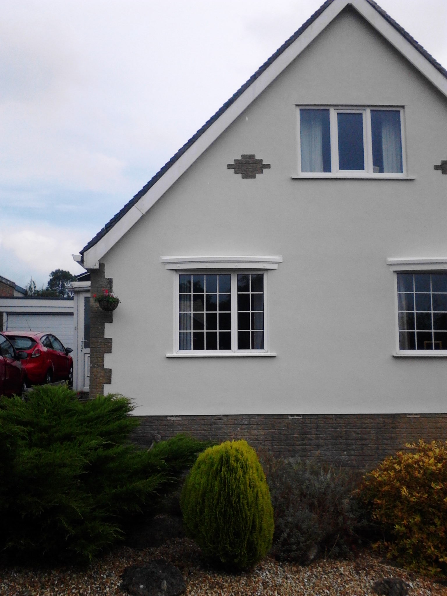 Rendering – K Rend Silicone finish (Lilac) banner 18