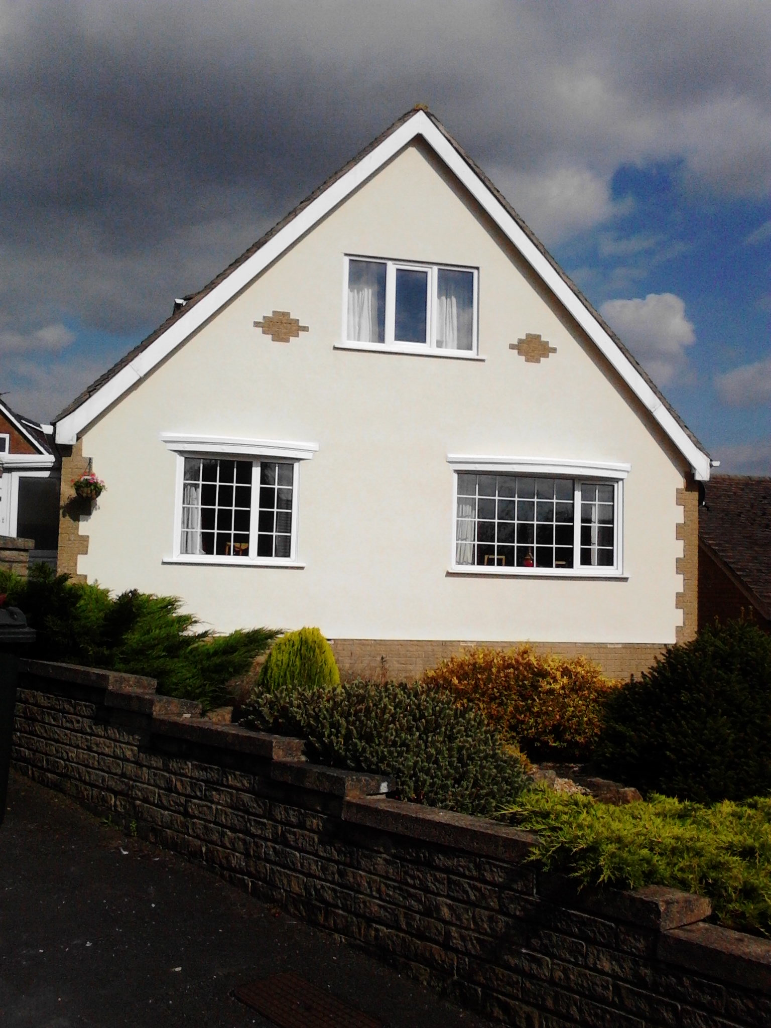 Rendering – K Rend Silicone finish (Lilac) banner 30