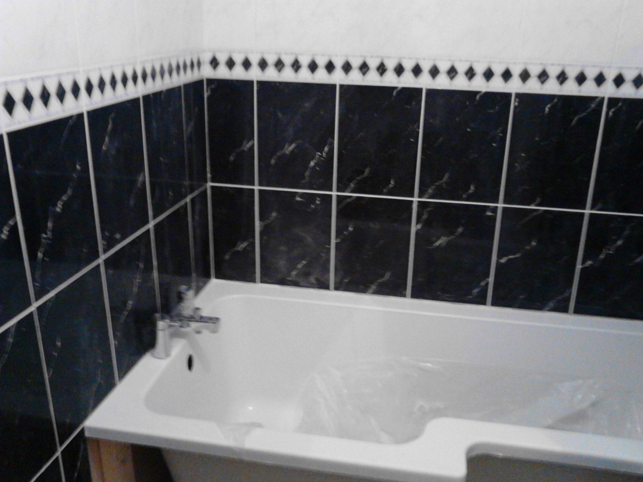 Tiling – Bathroom banner 2