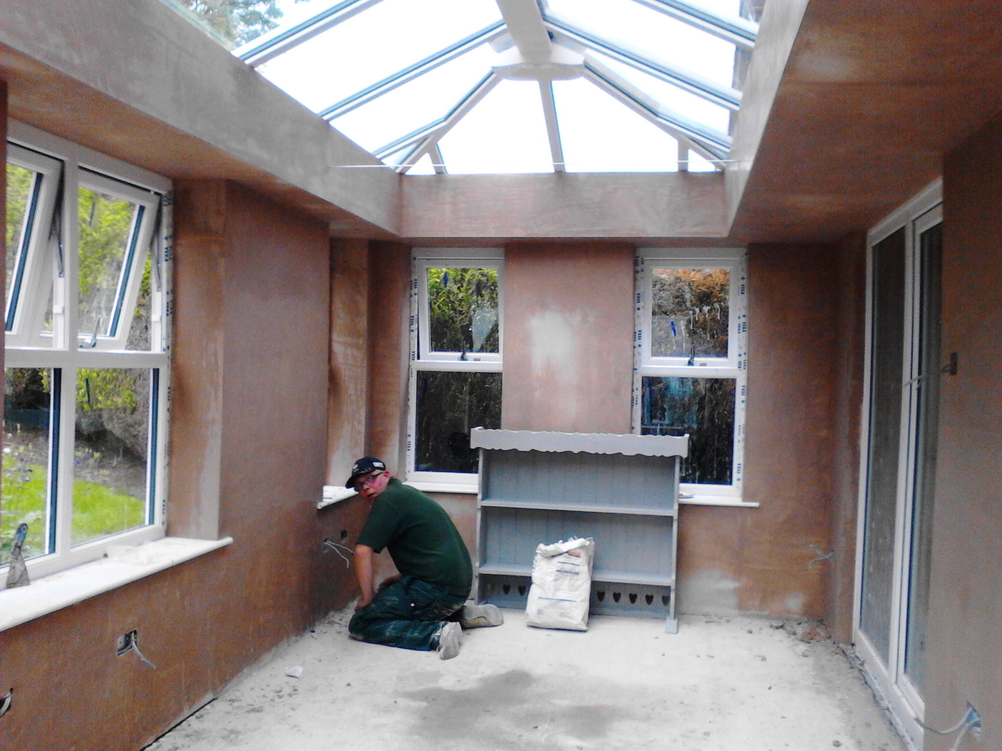 Plastering – Conservatory banner 0