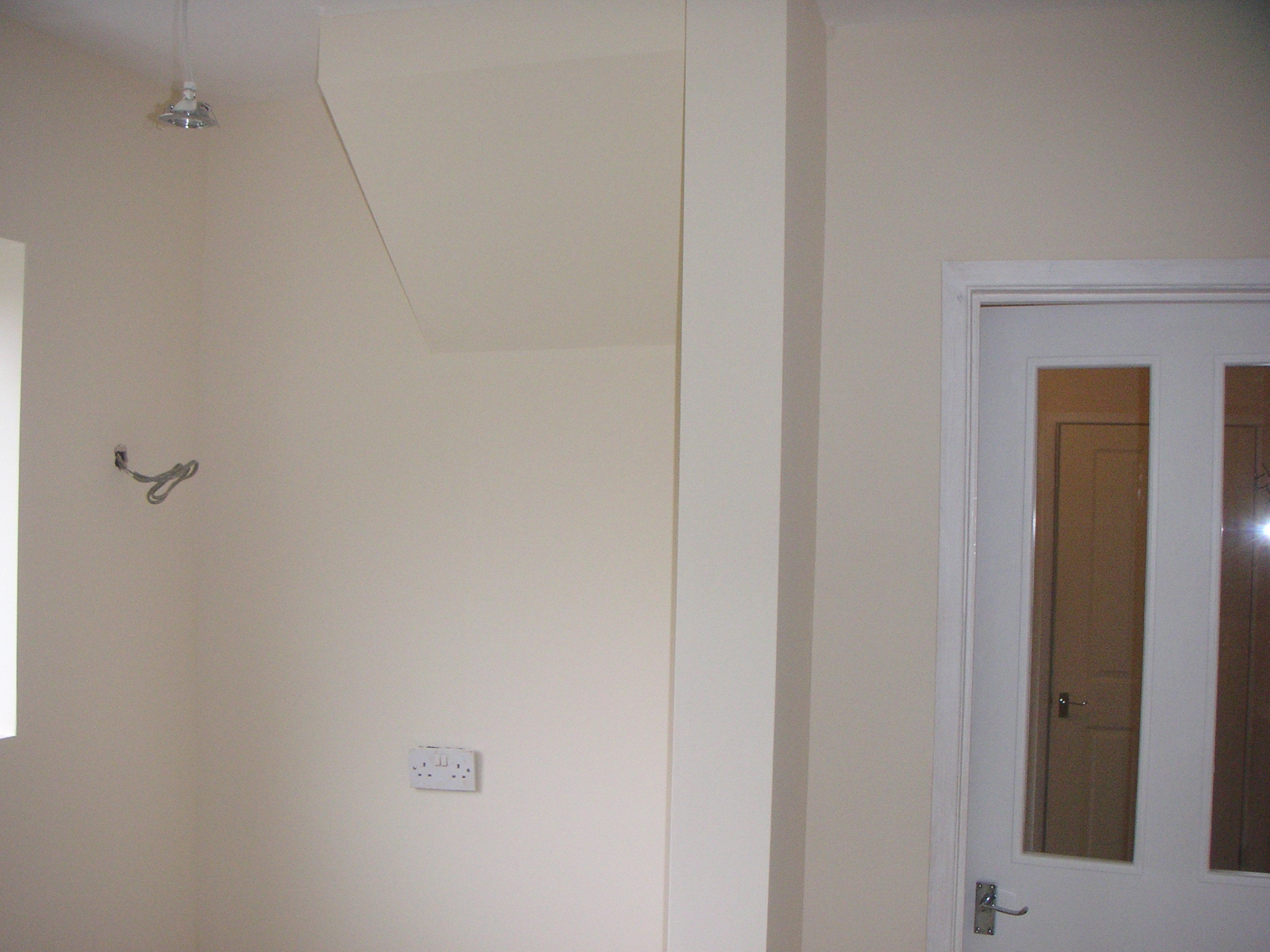 Plastering – Painted finish banner 3